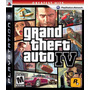 Gta Grand Theft Auto Iv Ps3 Seminovo