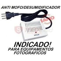 Anti Mofo E Desumidificador Ideal P/equipamento Fotográfico