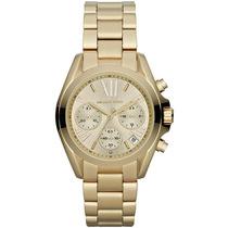 Relógio Michael Kors Mk5798 Dourado Lindo Frete Grátis.