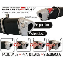 Escape Ponteira Coyote Trs 2 Two Way Cbx 250 Twister Roncar