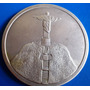 Cristo Redentor-medalha Prata 900-casa Moeda--64 Grs.50 Mm.