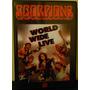 Dvd Scorpions - World Wide Live