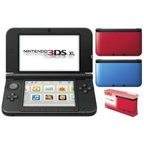 Nintendo 3ds Português 3d + Jogo Pokemon X Ou Pokémon Y !!!