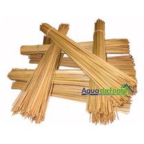Varetas De Bambu Para Pipa 40 Cm Com 100 Unidades