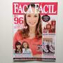 Revista Faça Fácil Patchwork Customização Em Tênis N°51