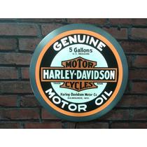 Luminoso Harley Davidson Bar O Maior Do Ml!!!