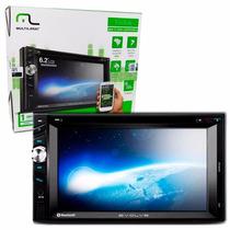 Central Multimídia Dvd Multilaser Evolve 2din Tv Digital Gps