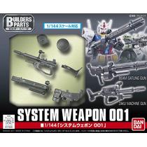 Bandai Hobby Exp001 Arma Sistema 001 1/144 Construtores Part