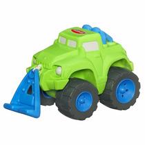 Brinquedo Bebê Carrinho Que Vibra Rumblin Playskool