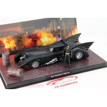 Miniatura Batmobile Moviecar Batman 1989 1:43