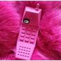 Capa Telefone Rosa Pink Para Iphone 4,4s, 5, 5s ,6 E 6 Plus