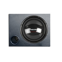 Caixa Com Subwoofer Pioneer Tsw309 12 Polegadas 400 Rms