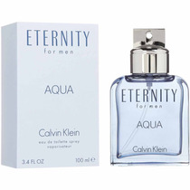 Perfume Masculino Eternity Aqua Calvin Klein Edt 100ml