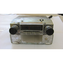 Radio Automotivo Zilomag 4 Faixas Onda 25 / 31 / 49 /om