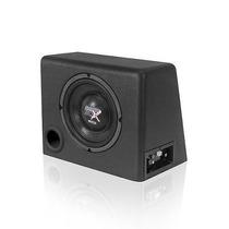 Caixa De Som Amplificada Automotiva - Boog Universal 8 Pol