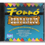 Cd Forró Sertanejo