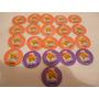 Lote Coleção Com 63 Magic Tazos Tiny Toon - Elma Chips