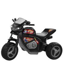 Moto Elétrica 6v Max Turbo Preta - Magic Toys