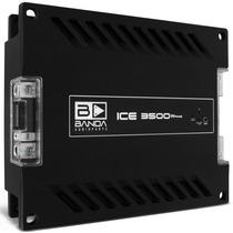 Modulo Amplificador Banda Ice 3500 Digital 3500w Rms