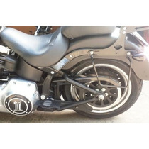 Pedaleiras Plataformas Dianteira E Traseira Harley Davidson.