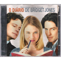 Cd O Diário De Bridget Jones Trilha Sonora Original Do Filme