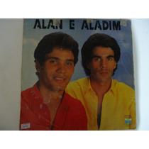 Disco De Vinil Lp Alan E Aldim