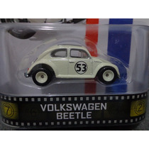 Hot Wheels - Volkswagen Beetle ( Herbie )