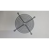 Grade Tela Proteção Cooler Ventilador Ventoinha 120x120 Mm