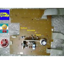 Placa Amplificadora Pnl Teclado Yamaha Psr E423 Frete Grátis