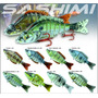 Isca Sumax Sashimi New Ssh-3 7,8 Cm