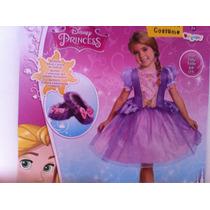 Fantasia Infantil Rapunzel- Disney