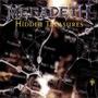 Megadeth Hidden Treasures Cd Novo E Lacrado