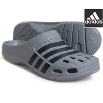 Sandália/papete/chinelo/babuche/croc Adidas Duramo Clog