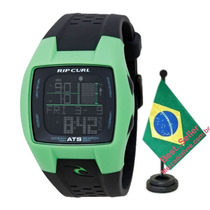 Relógio Rip Curl Trestles Fluro Green **** Frete Grátis