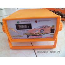Carregador 10 Amperes Automatico Flutuante