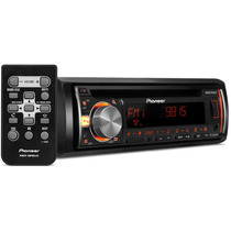 Cd Player Pioneer Deh X 6680 Bluetooth Leitor De Cartão Usb