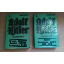 Livro Adolf Hitler - Em Espanhol - Biografia - Nazismo