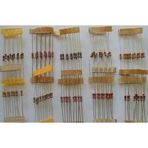 Resistor (kit Com 100 Peças)