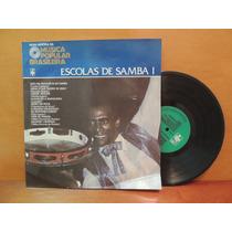 Disco Vinil Lp Escolas De Samba Nova História Da Música 1979