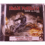 Iron Maiden Rock Am Ring 2005 Cd Original Novo Lacrado Raro