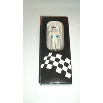 Boneco Rubens Barrichello Stewart 1/43