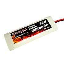 Pack Bateria Recarregável Nicd 7,2v / 1800mah