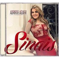 Cd + Playback Adriana Aguiar - Sinais [original]