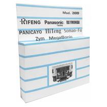 Lâmina Barbeador Megasonic Rifeng Somao-fu Panasonic Bivolt