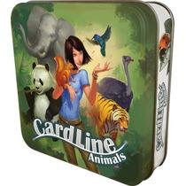 Cardline Animals - Board Game - Jogo Importado - Asmodee