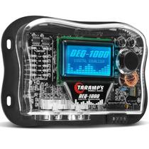 Equalizador Taramps Deq-1000 Gráfico Digital Lcd 15 Bandas A