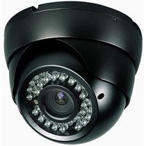 Kit C/ 5 Camera Dome Ccd Cftv Hd Led Infravermelho Segurança