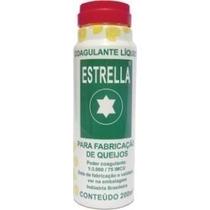Kit Queijo Coagulante Queijo 200ml + 250g De Ácido Cítrico