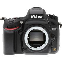 Camera Nikon D610 Full Frame Somente Corpo Com Nf