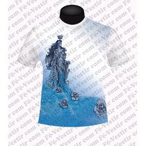 Camiseta Orixás - Iemanjá - Sereia - 247